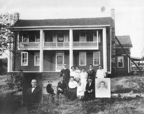 Winn House - Sims Family c. 1910